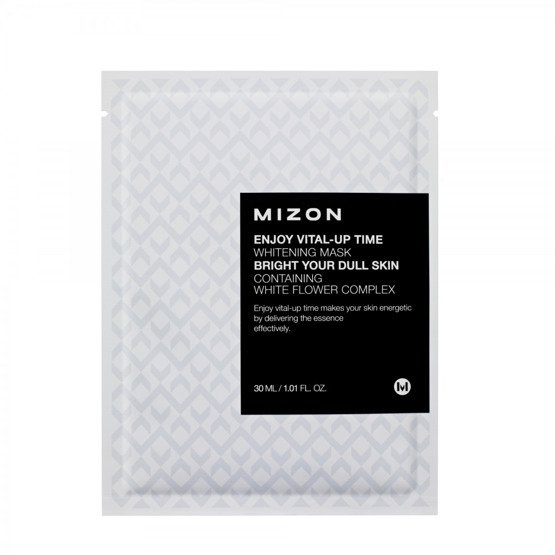 Mizon Enjoy Vital-Up Time Whitening Maseczka wybielajaca