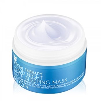 Mizon Good Night White Sleeping Mask Wybielająca maska na noc 80g
