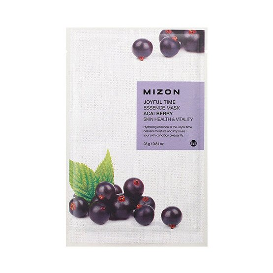 Mizon Joyful Time Essence Mask Maska w płacie ACAI