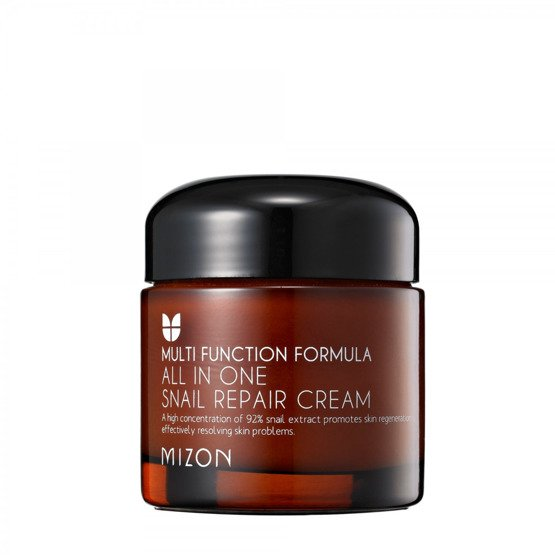 Mizon  Snail All In One Cream Naprawczy krem do twarzy 75 ml