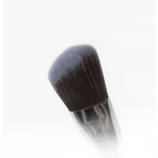 Nanshy Flat Foundation Brush Black Pędzel do podkładu
