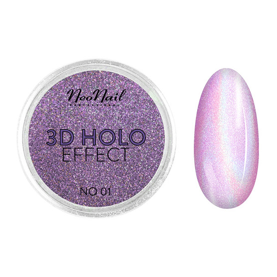 NeoNail Puder 3D Holo Effect 01 2g