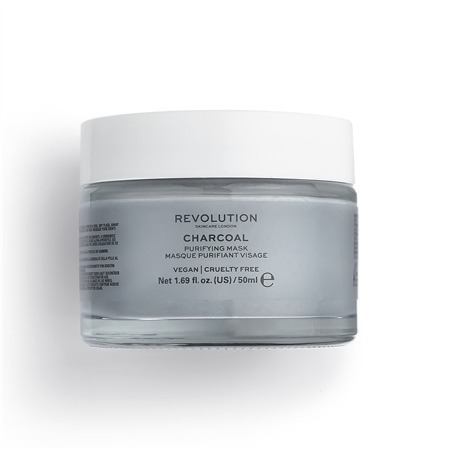 Revolution Skin Charcoal Purifying Face Mask 50ml