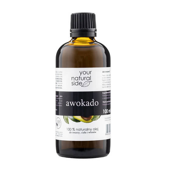 Your Natural Side Olej AWOKADO 100ml