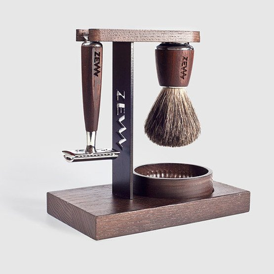 ZEW for men Zestaw Wet Shaving Set