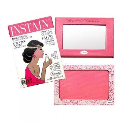 theBalm Instain róż do policzków Lace bright pink
